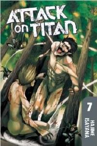Attack on Titan Vol 07