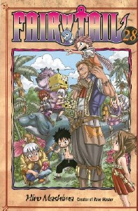 Fairy Tail Vol 28