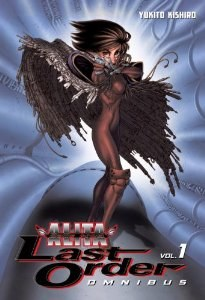 Battle Angel Alita Last Order Omnibus 01