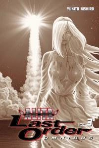 Battle Angel Alita Last Order Omnibus 023
