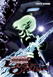 Battle Angel Alita Last Order Omnibus Vol.4
