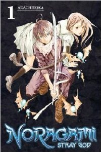 Noragami Stray God Vol 01