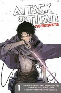 Attack on Titan No Regrets Vol 01