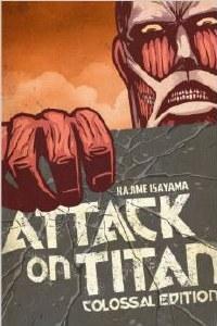 Attack on Titan Colossal Edition Vol 01