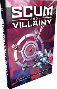Scum and Villainy RPG Book