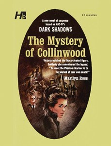 Dark Shadows Paperback Novel Vol 04 Mystery of Collinwood