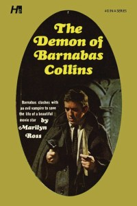 Dark Shadows Paperback Library Novel Vol 08 Demon of  Barnabas Collins