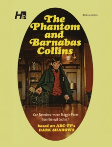 Dark Shadows Paperback Novel Vol 10 Phantom & Barnabas Collins