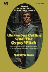 Dark Shadows Paperback Novel Vol 15 The Gypsy Witch