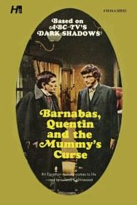 Dark Shadows Paperback Novel Vol 16 The Mummys Curse