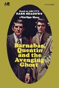 Dark Shadows Paperback Novel Vol 17 The Avenging Ghost