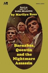Dark Shadows Paperback Novel Vol 18 Nightmare Assassin