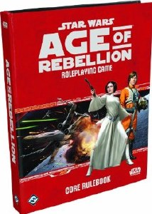 Star Wars AGe of Rebellion Roleplaying Core Rulebook