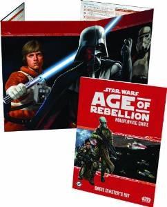 Star Wars Age of Rebellion Game Masters Kit