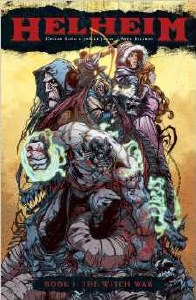 Helheim TP Vol 01 Witch War