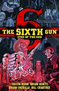 Sixth Gun Sons of the Gun TP