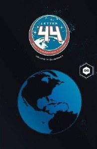 Letter 44 TP Vol 05 Blueshift