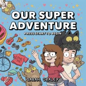 Our Super Adventure Press Start To Begin