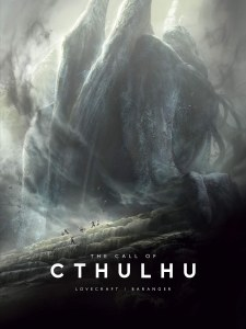 The Call of Cthulhu Illustrated HC
