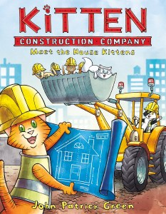 Kitten Construction Company HC Meet the House Kittens