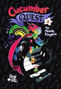 Cucumber Quest Sc GN Vol 03 The Melody Kingdom