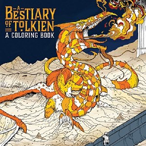 Bestiary of Tolkien Coloring BookMaur