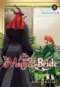 The Ancient Magus Bride Volume 08