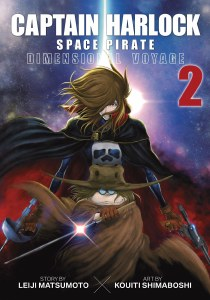 Captain Harlock Space Pirate Dimensional Voyage Vol 02
