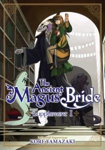 The Ancient Magus Bride Supplement Vol 01