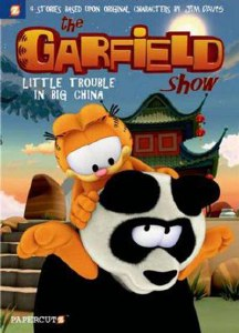 Garfield Show TP Vol 04 Little Trouble in Big China