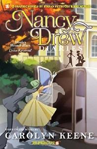 Nancy Drew Diaries Vol 06 Monkey Wrench Blues/Dress Reversal