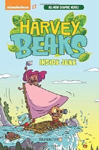 Harvey Beaks Vol 01 Inside Joke