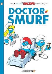 Smurfs #20 Doctor Smurf TP