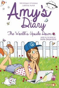 Amys Diary Vol 02 World's Upside Down