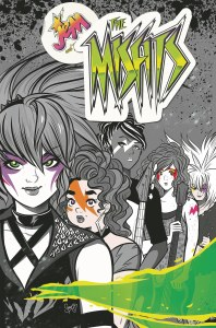 Jem and the Holograms The Misfits TP