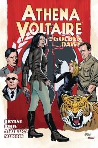 Athena Voltaire Golden Dawn TP