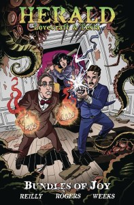 Herald Lovecraft and Tesla TP Bundles of Joy