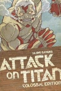 Attack on Titan Colossal Edition Vol 03