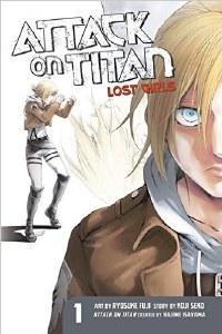 Attack on Titan Lost Girls Vol 01