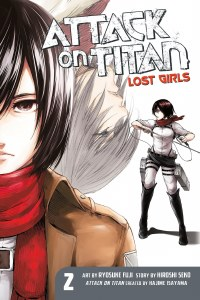Attack on Titan Lost Girls Vol 02