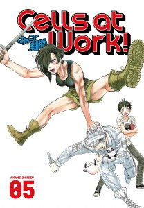Cells at Work Vol 05