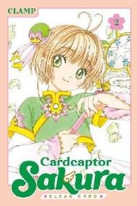 Cardcaptor Sakura Clear Card Vol 2
