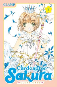 Cardcaptor Sakura Clear Card Vol 3