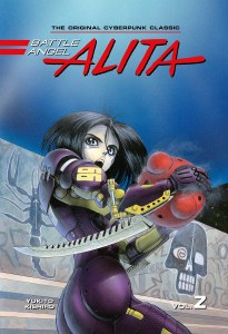 Battle Angel Alita Deluxe Edition HC Vol 02