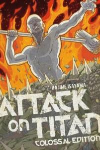 Attack on Titan Colossal Edition Vol 05