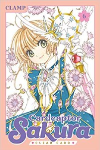 Cardcaptor Sakura Clear Card Vol 06