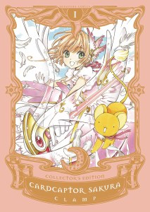 Cardcaptor Sakura Collectors Edition HC