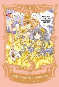 Cardcaptor Sakura Collectors Edition HC 02
