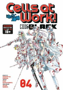 Cells at Work Code Black Vol 04