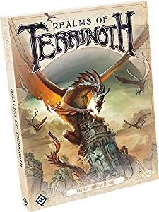 Genesys RPG Realms of Terrinoth HC